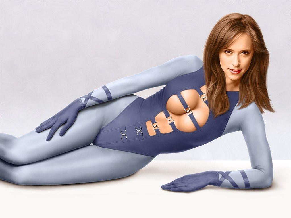 Jessica serfaty nude sexy pics